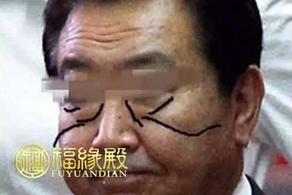脸上有横肉的人面相