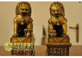 铜狮子的风水作用有哪些