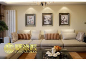 沙发背景挂画有什么风水讲究