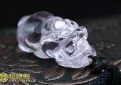 天然白水晶球摆放位置及其作用