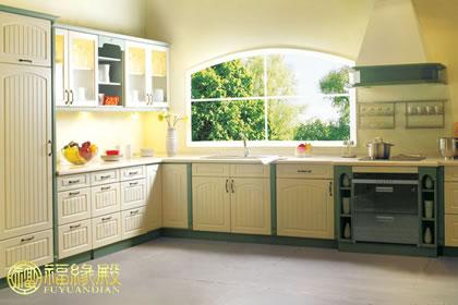 西北角厨房大吉 厨房风水图片