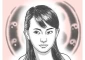耳朵外轮廓长痣面相图 哪里的是富贵痣
