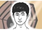 男生十二种眉型图 会带来好运的眉型