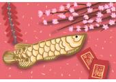 微信最吉利的好看鱼头像 鱼代表什么