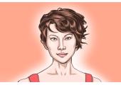 女性右下巴底部长痣图解大全 有什么影响