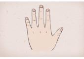 左手无名指长痣图解法 有吉有凶
