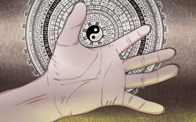 男人手纹多乱代表什么意思