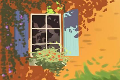 风水里玻璃算是镜子吗,有不是玻璃的镜子吗