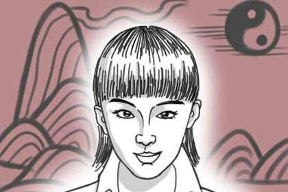 额头有竖纹的女人是不是没有责任心