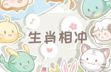 今日生肖相冲查询 2019年11月30日