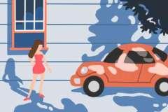 车的颜色与风水 白色最常见利于综合运