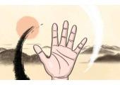 手掌命运线解释_手相分析