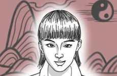 女人有福气的痣 额头有痣