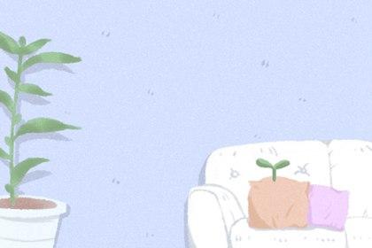 家里挂紫气东来梅花图 家庭有朝气