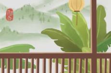 开门见竹子风水 寓意会很好