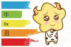 2021年春节出生的牛宝宝 头脑非常灵活