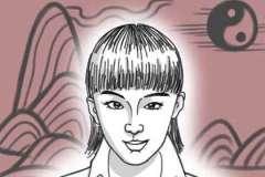 女生右耳朵轮廓有痣 生活状态很好