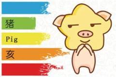 本周生肖猪运势(9.28-10.4)