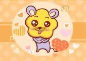 属鼠和属兔子与卯相刑不适合 爱情运势不受影响