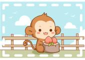 生肖属猴2021年农历九月运势 爱情提升明显