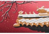 2021年春节是庚寅月辛卯日 公历时间2月12日