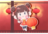 元宵节有什么习俗 放烟花挂红灯笼