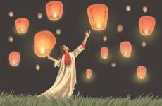 元夕节是中国古代情人节 赏花灯物色对象