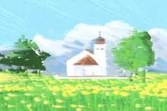 春分的含义和风俗 竖蛋吃春菜送春牛