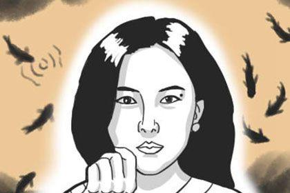 女人旺夫的面部特征