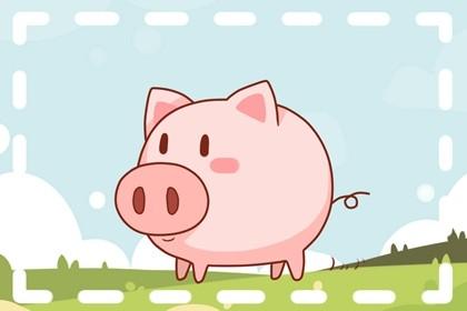 农历95年属猪几月命不好 四月出生困难多