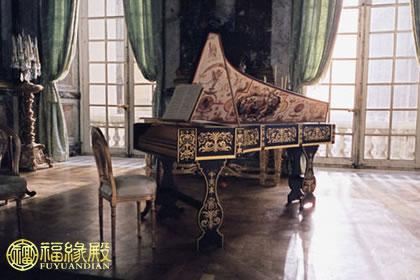 钢琴摆放位置风水