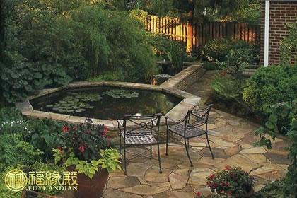 怎样的庭院风水布局更旺财?