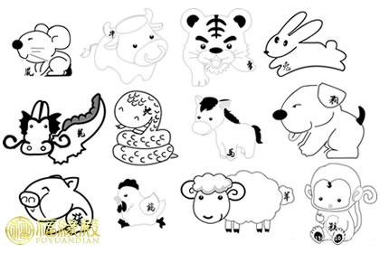 辰巳午未,申酉戌亥   十二生肖和对应地支    子鼠丑牛,寅虎卯兔,辰龙